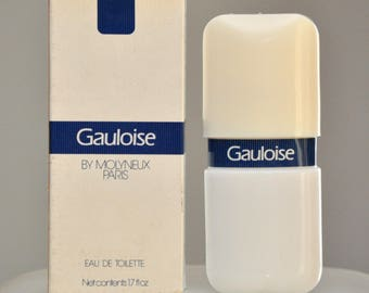 Gauloise by Molyneux Paris Woman Edt 50ML  1.7  Fl. Oz. Rare Vintage Old 1980