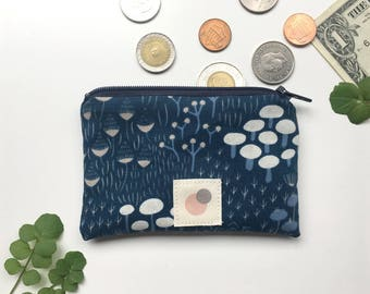 Coin purse, Coin pouch, Credit card holder, Business card holder