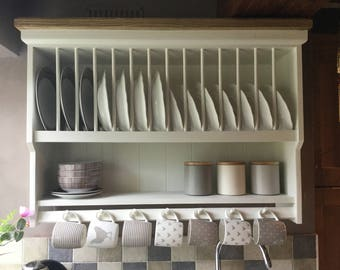 the emily bespoke plate rack