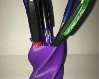 Customizable Pen/Pencil Holder