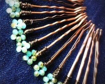 Opulent Bobby Pins
