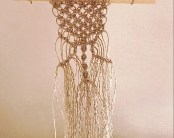 Beautiful Macrame Wallhanging Decor