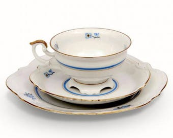 Kutschenreuther Cup & Cake Plate
