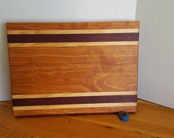 Large Cherry Cutting Board