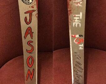 Jason Voorhees-Friday the 13th Machete