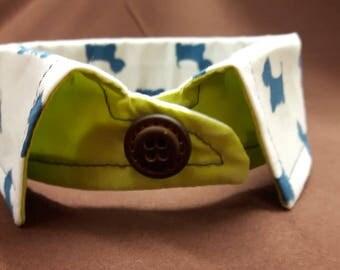 Westie blue collar