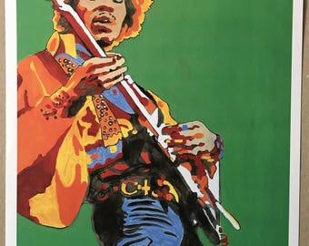 Psychodelic Jimmy Hendrix