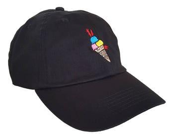 Gucci Mane Ice cream cone Hat