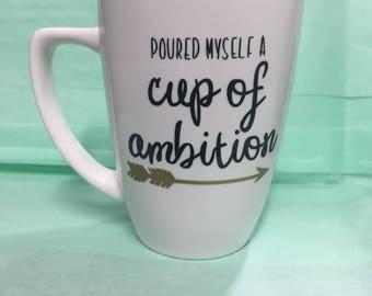 Ambition Mug