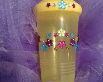 Flower Power Sippy Cup