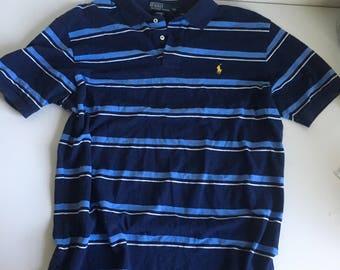 Ralph Lauren Striped Polo