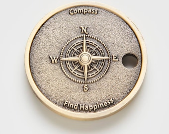 Divorce Gift - Find Happiness - Divorce Luck Charm