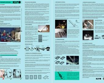 Manual screen printing KLP