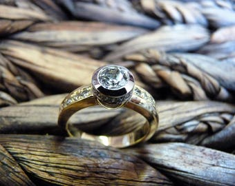 Stunning New Engagement Ring