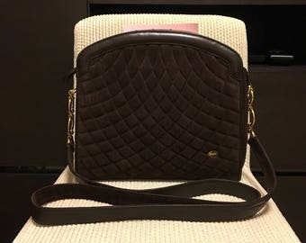 Authentic Bally Vintage Quilted Bag