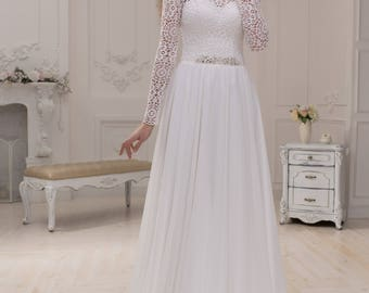Wedding dress wedding dress bridal gown TERESA