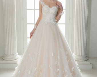 Wedding dress wedding dresses wedding dress BUTTERFLY