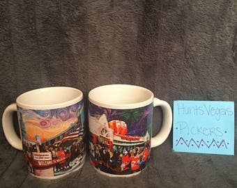Walgreens 2,000th and 3,000th Store Opening Mugs