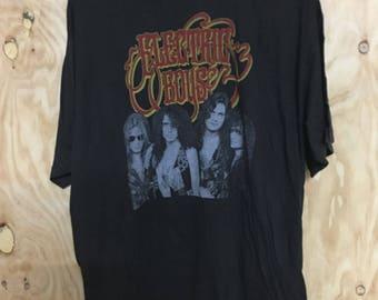 Vintage Electric Boys Band T-shirt