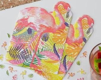 20 Flamingo Napkins, Summer Party, Flamingo Print, Flamingo Fun, Birthday Party, BBQ Party, Paper Napkins, Wedding Napkins, Party Napkins