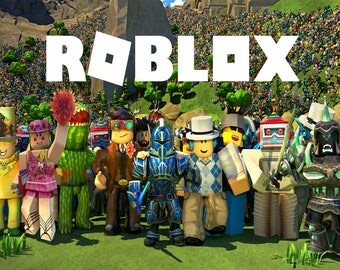 Roblox Online Gaming  A3 Poster Print FREE P & P