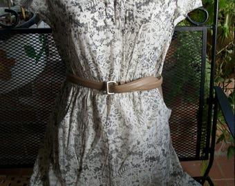 SALE!!! Mod Black and White Sheath Dress
