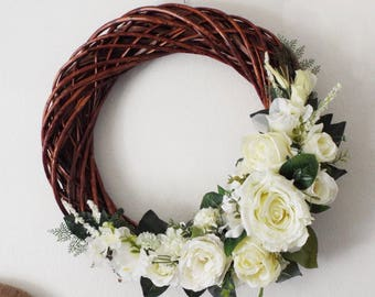 Floral Wall Wreath