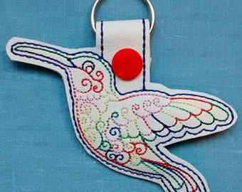 Hummingbird Key Fob