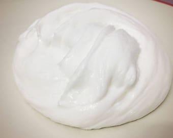 Marshmallow Yum Slime 2oz and 4oz and 8oz