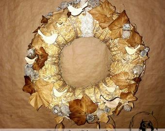 Wreath 100% Eco Welcome