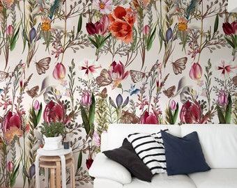 Temporary Wall Paper temporary wallpaper | etsy