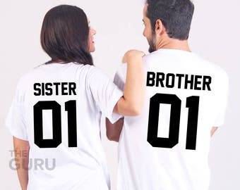Brother and sister shirts bro and sis shirts brother and sister matching outfits brother and sister t shirts brother and sister shirt bro