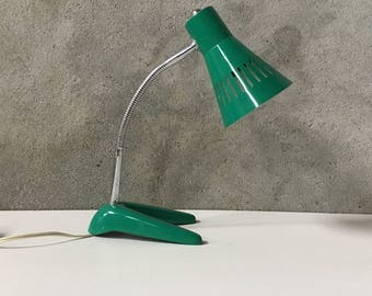 1960s vintage table lamp table light desk lamp