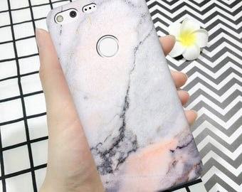 Rose marble case, pixel case, rose pixel xl case, rose case, marble pixel case, silicone pixel, case rose marble case, marble pixel case