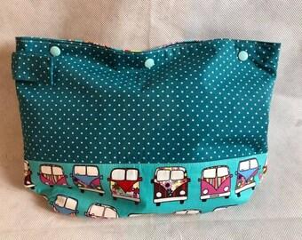 Handmade campervan project bag