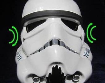 5v Ukswrath's Stormtrooper & Costume Hearing Assist System with Speakers