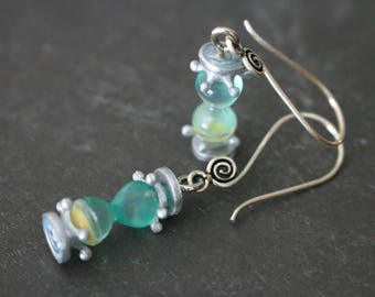 The Legend of Zelda Phantom Hourglass Earrings