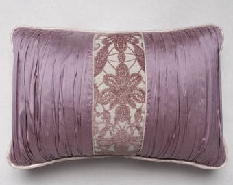 Sweet Dalliance Lumbar Pillow