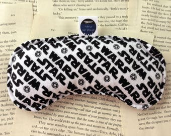 Rice Eye Mask- Star Wars Pattern