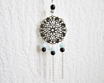 Earrings Oriental ethnic fantasies