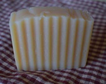 Clover and Aloe Goat Milk Soap