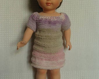 Doll clothes Mary, patterns and work, doll 40 cm.