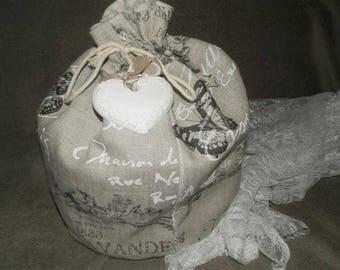 Washerwomen linen pouch