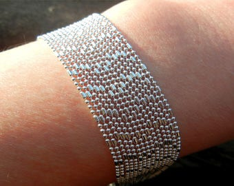 Fine Sterling Silver 925 chain bracelet