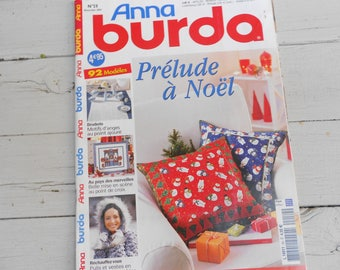 "Magazine ""Anna Burda"" Prelude to Christmas"