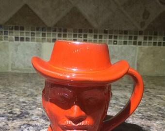 Frankoma Pottery Toby