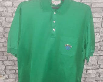 Vintage gucci polo shirt