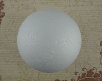 Decorate styrofoam ball, diameter: 12 (x 2)