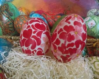 Valentines Egg Ornament Home Decor Knick Knacks & Accents @ Imajeanarium