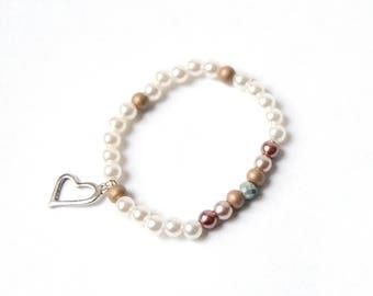 Shaman wedding - Beads Bracelet